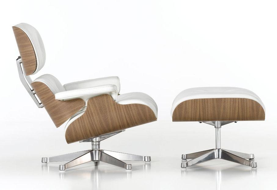 Vitra Lounge Chair & Ottoman Jongerius