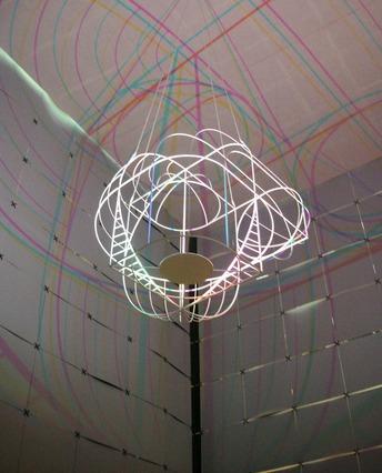 CMYK hanglamp Dennis Parren