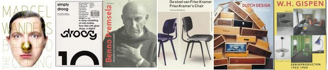 Dutch design boeken