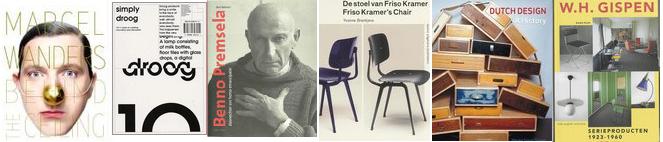 Dutch design boeken