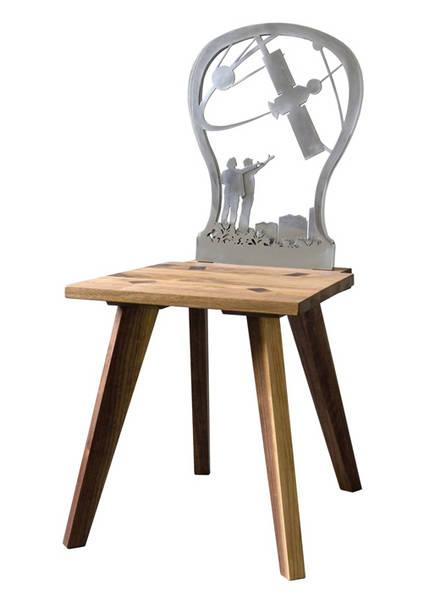 Kranen gillen stoel