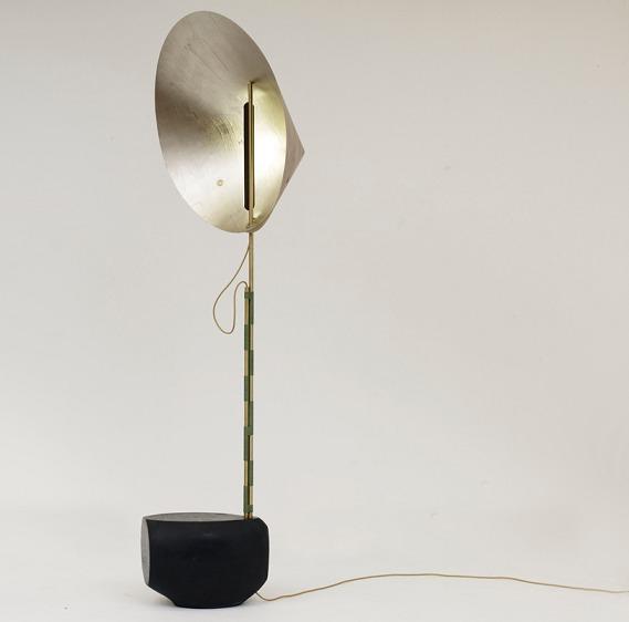 Yuu Mirror Lamp Wieki Somers