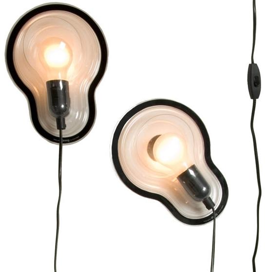 Sticky lamp Chris Kabel