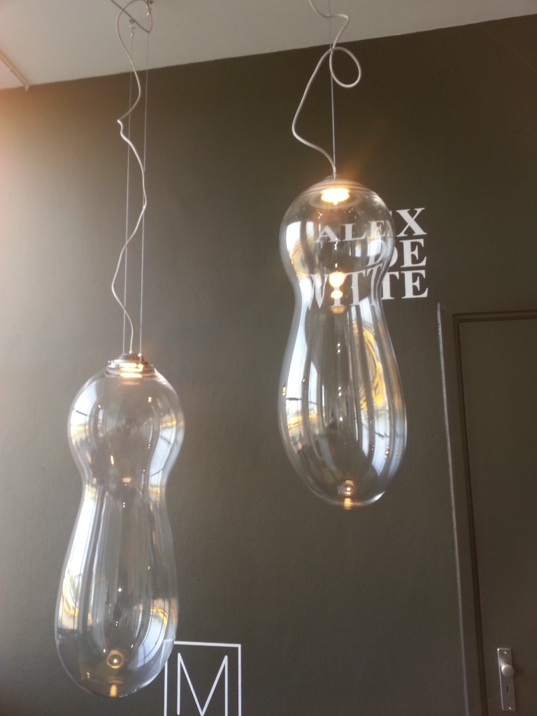 alex de witte big bubble lampen