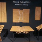 Rising furniture Robert van Embricqs