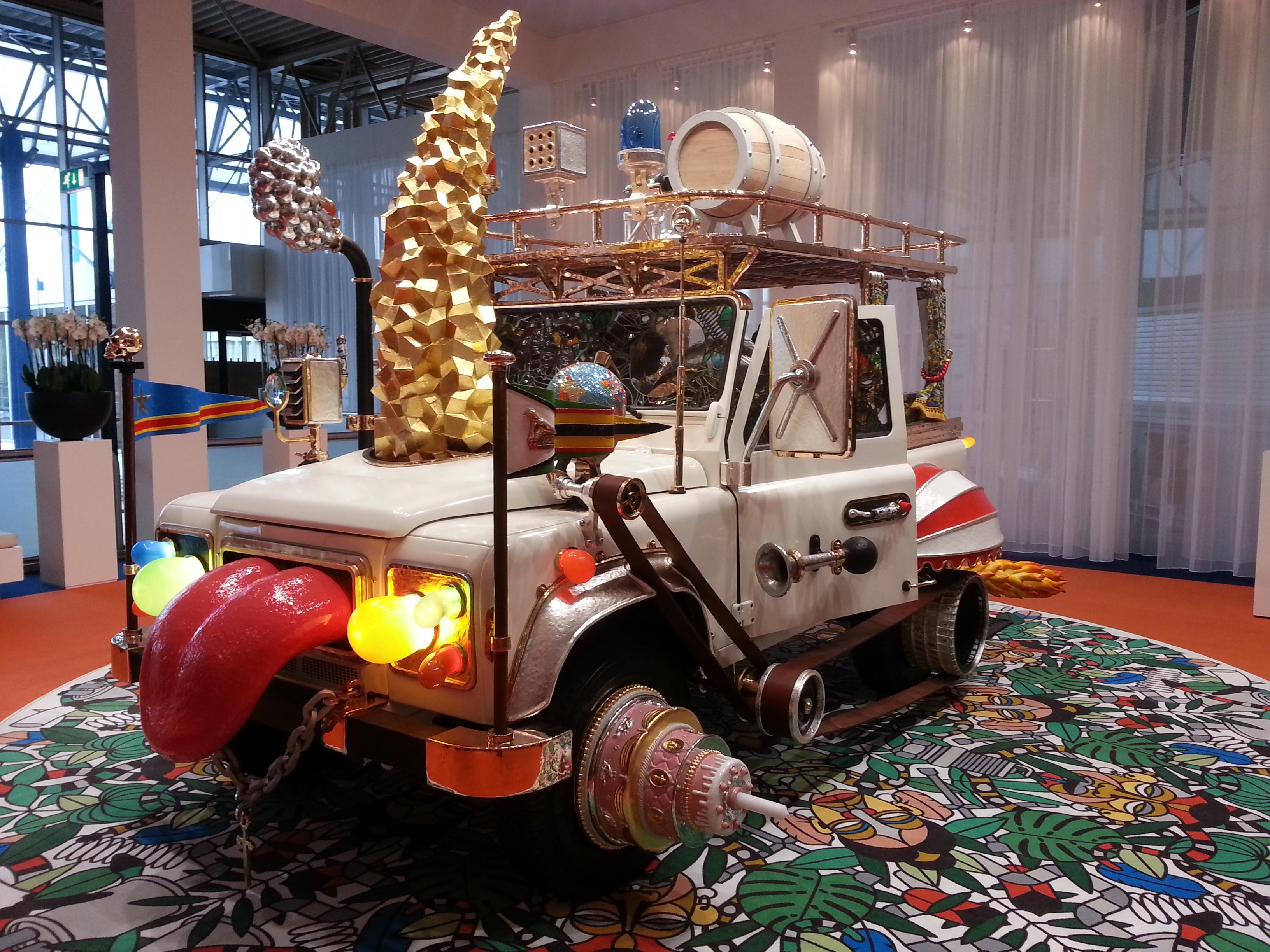 Land Rover Studio Job