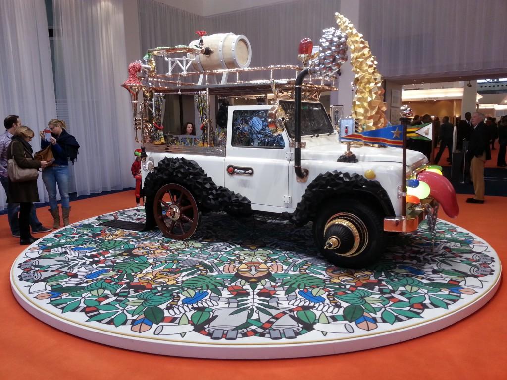 Studio Job Land Rover