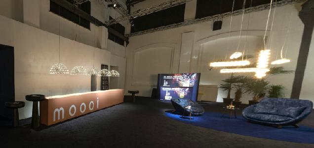 MOOOI Milaan design week 2014