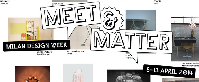 Tuttobene Milaan design week 2014