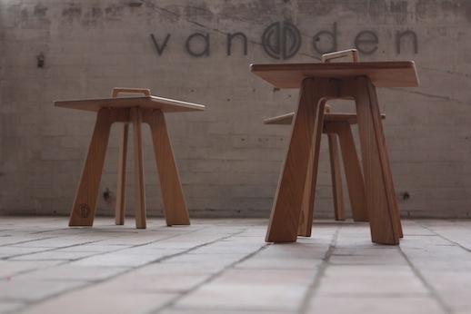 Noah kruk VanDen furniture