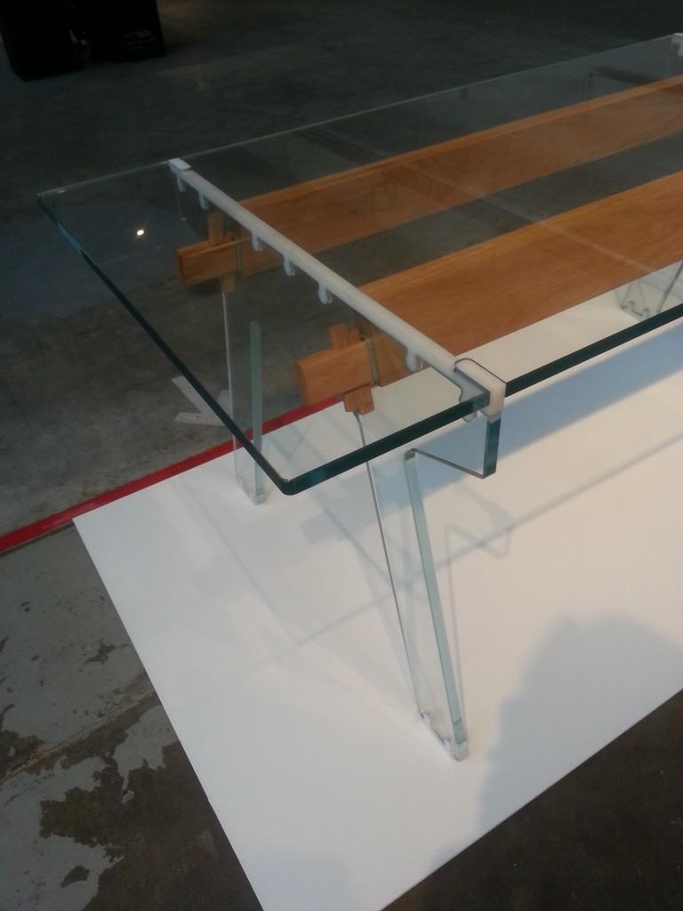 De Laduz tafel PeLiDesign