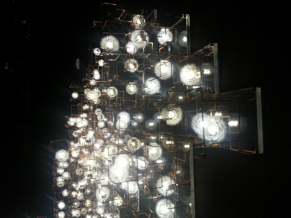 Fragile Future III lamp