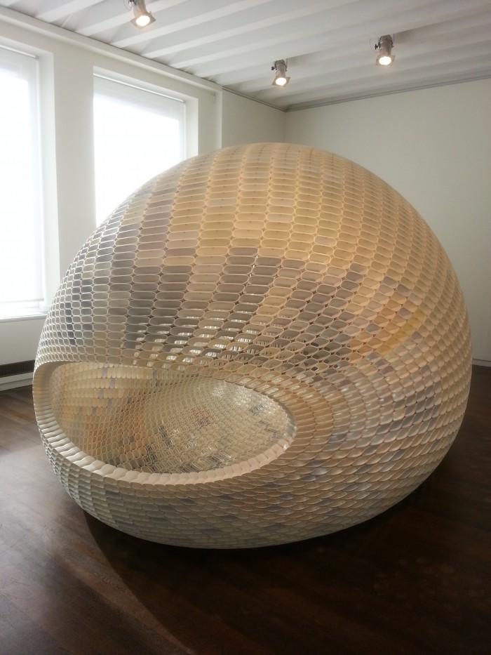 Project Egg Michiel van der Kley