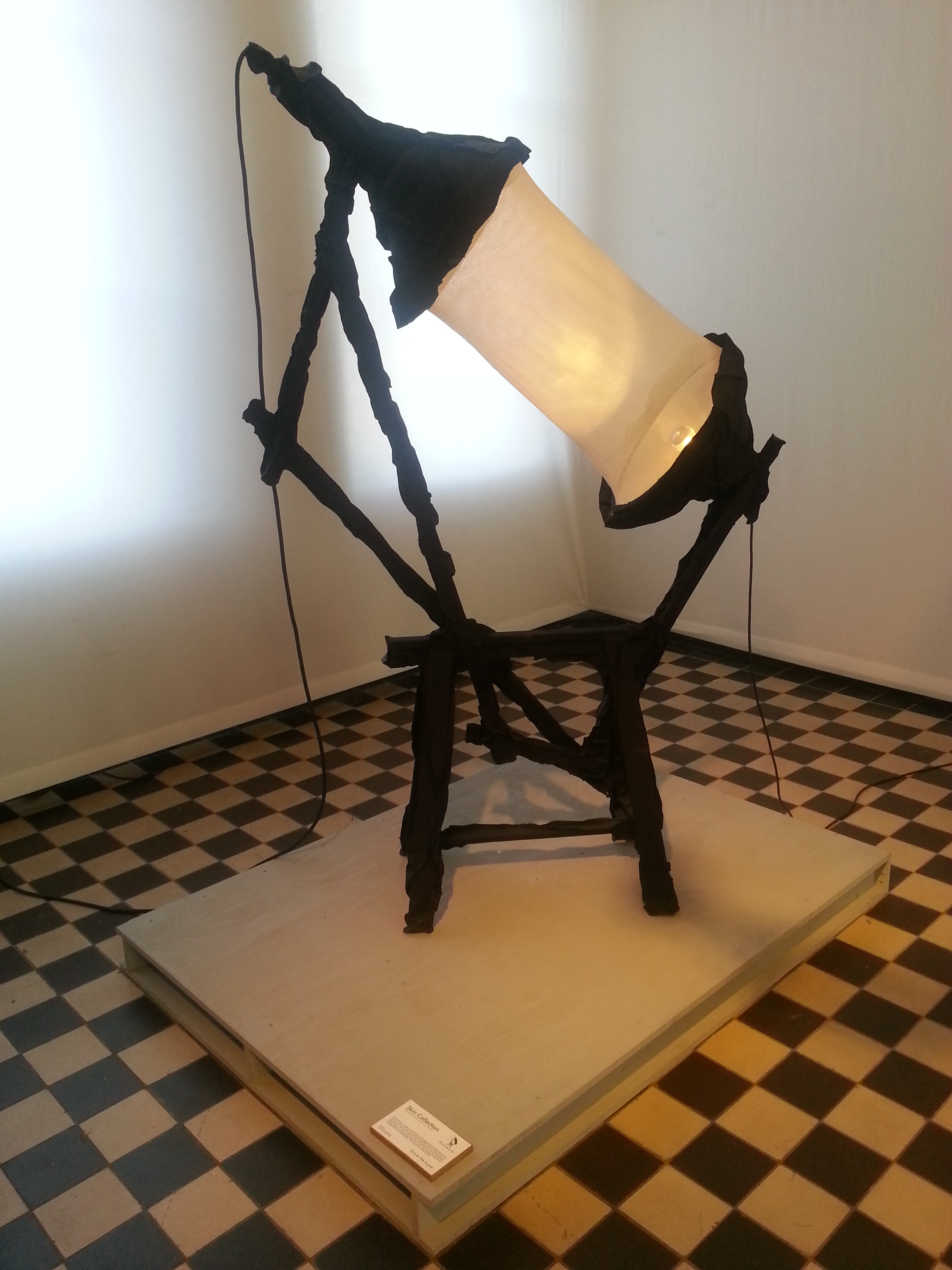 RAW & RISING lamp Pepe Heykoop