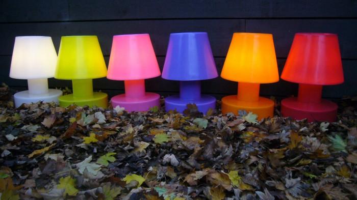 BLOOM! portable lamp Rob Slewe