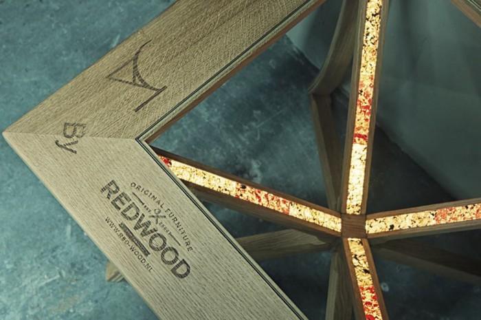 JEAS Table – Redwood furniture