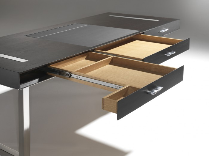the desk bureau van jeroen bos design. Black Bedroom Furniture Sets. Home Design Ideas