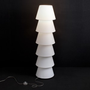 Set Up Shade Lamp