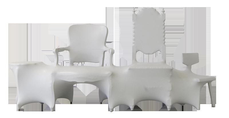 Kokon furniture Jurgen Bey