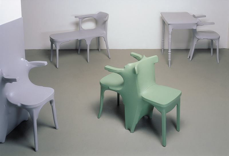 Kokon furniture - Jurgen Bey - : Nederlands design .com