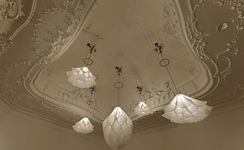 Shylight lamp Rijksmuseum