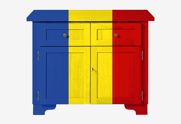 Dressoir 'Louisiana' – GUTS! Furniture