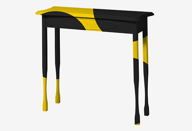 Sidetable 'Ohio' – GUTS! Furniture