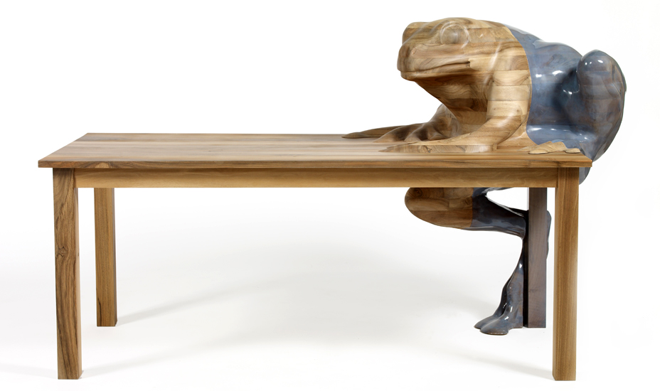 Frog table Hella Jongerius