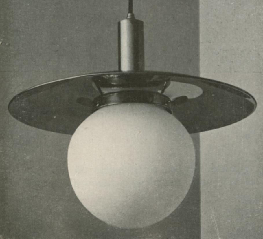 Giso lamp Gispen 27
