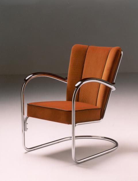 Gispen 412 fauteuil
