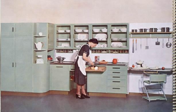 Bruynzeel keuken - Piet Zwart -  Nederlands design .com