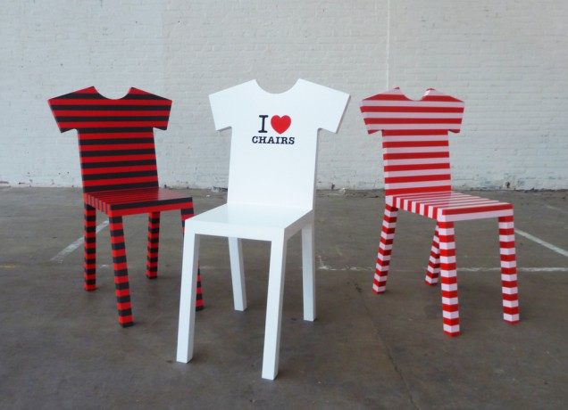 T-chair Annebet Philips
