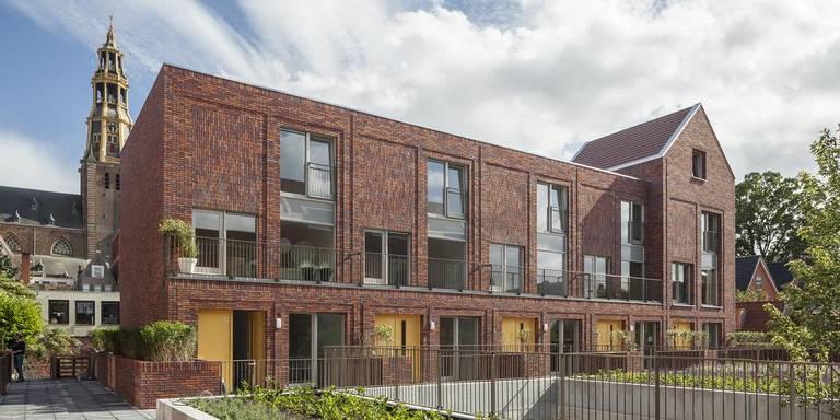 Wooncomplex Agaathhof in Groningen